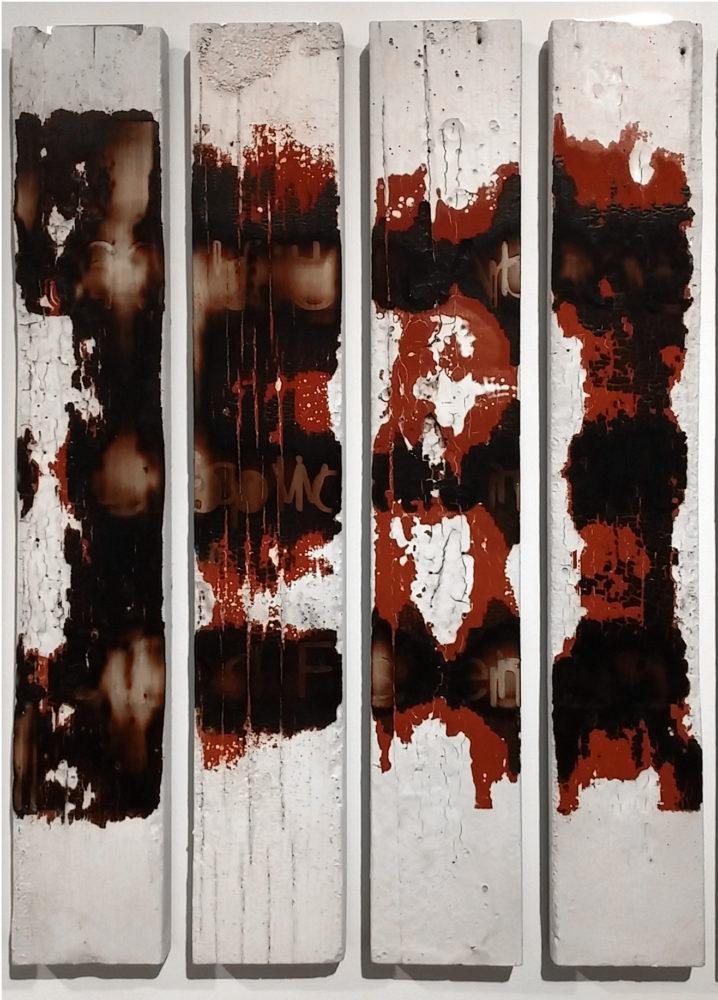 Robert Andrew - White Wash Over The Burn