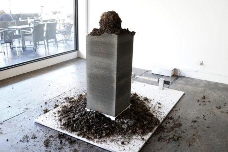 Robert Andrew - Artist - Art - Kinetic - Indigenous - art in Soil